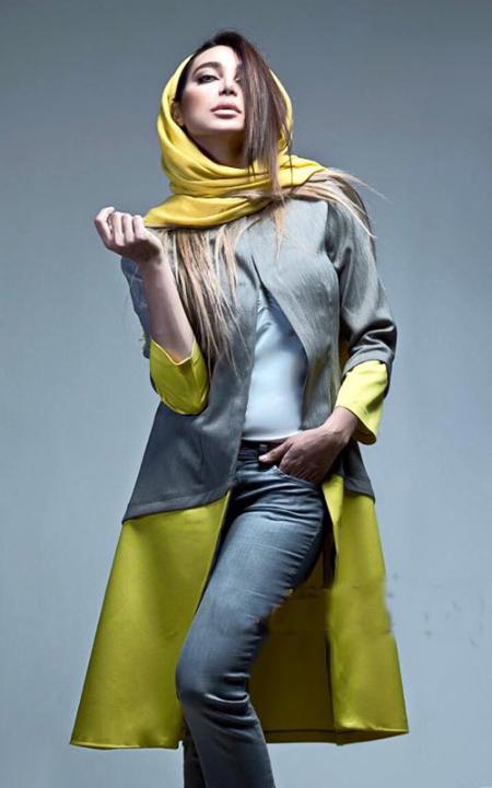 مدل مانتو سارافونی هانی 2016 – Honey design
