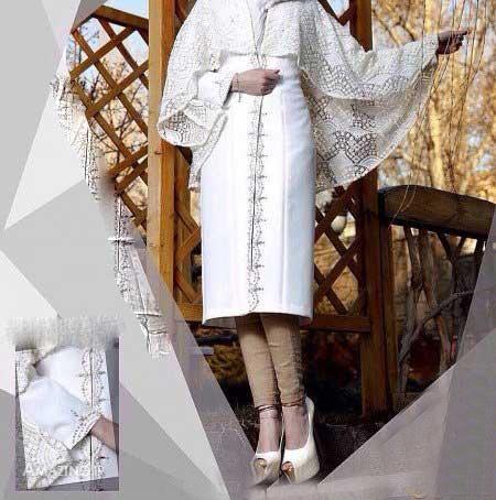 مدل مانتو کتی مجلسی دخترانه ۲۰۱۷-۹۶